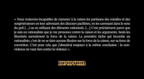 L'échec de la non-violence : introduction (par Peter Gelderloos)   Le Monolecte   Scoop.it