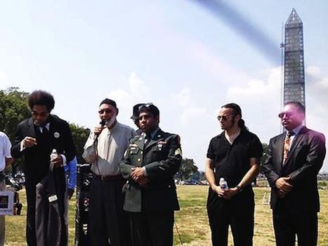 Dozens Attend 9/11 Million Muslim March | Restore America | Scoop.it