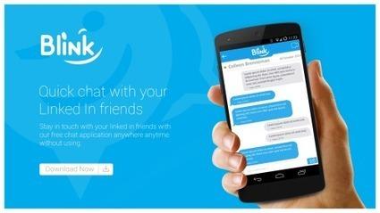Blink Chat for LinkedIn | Blink Chat for LinkedIn™ | Scoop.it
