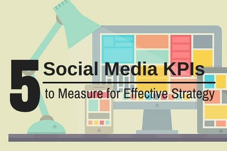 5 Social Media KPIs to Measure for Effective Strategy | XEN Systems | Marketing_me | Scoop.it