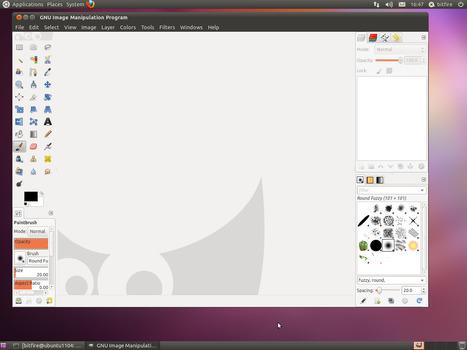 Compiling GIMP 2.7.2 for Ubuntu 11.04 — Tutorials — gimpusers.com | Fotografia e Linux | Scoop.it
