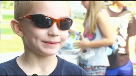Boy's lemonade stand is an inspiration - WHDH-TV | Maximizing Human Potential | Scoop.it