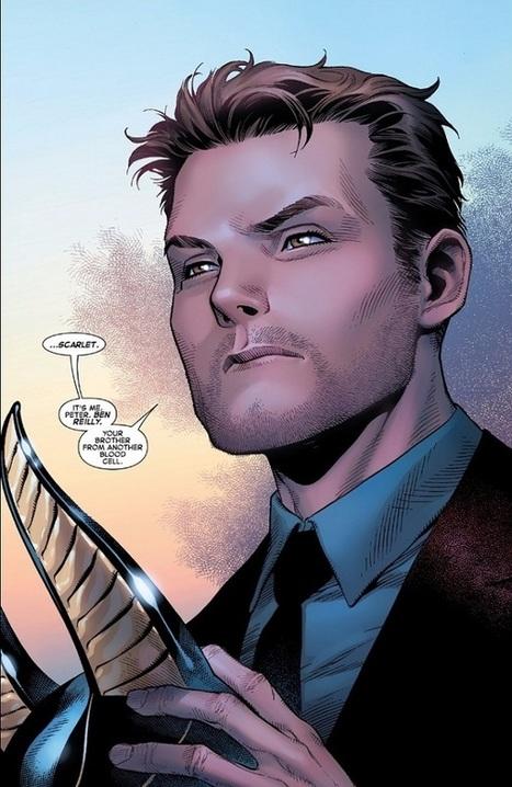 Marvel Brings Back Long Dead SPIDER-MAN Character | Nerdist | Comic Book Trends | Scoop.it