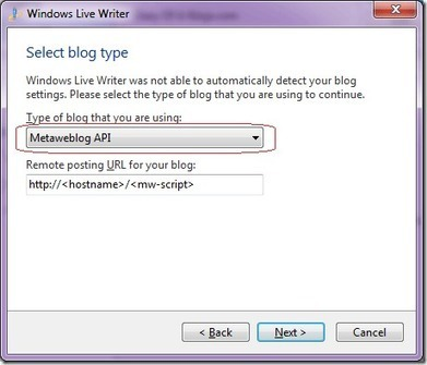 Adding Windows Live Writer support to your Blog engine - Diary Of A Ninja | Productivity Tools | Scoop.it