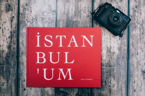 Buchempfehlung: Istanbul'um // Feyzi Demirel | All about photography | Scoop.it