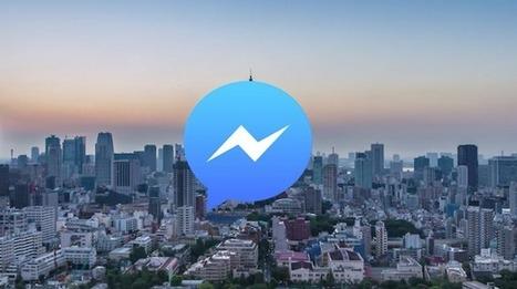 Quatre ans après WeChat, Facebook intègre le paiement direct via les bots sur Messenger | Le Social Media par ChanPerco | Scoop.it