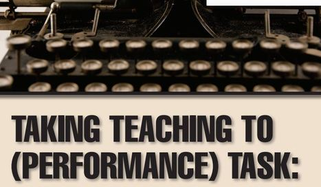 TakingTeachingToTask_Mark Chun.pdf - Google Drive | VT Adolescent Literacy & Learning Resources (Grades 6-12) | Scoop.it