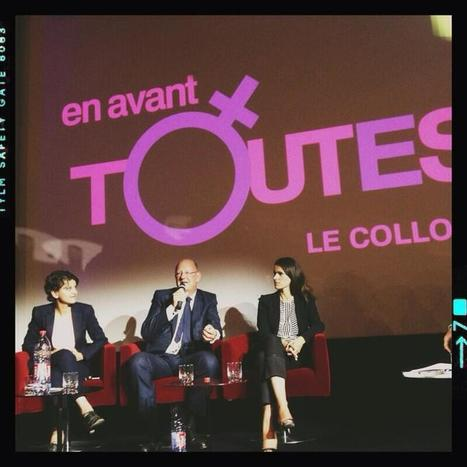 «En Avant Toutes»: France Télévisions s'engage pour les Droits des femmes Najat Vallaud-Belkacem   Egalité hommes-femmes   Scoop.it