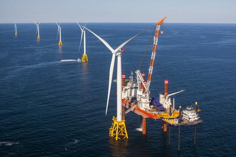 Creating RI's Wind Farm | Rhode Island Geography Education Alliance | Scoop.it