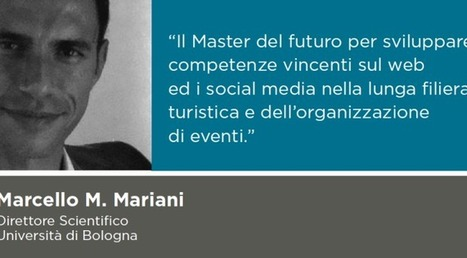 Master in Digital Marketing for Tourism and Events Management | Web Marketing Turistico | Scoop.it