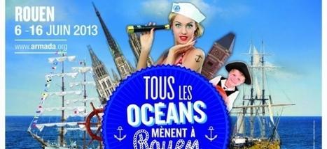 L'appel au civisme du maire de Rouen - Tendance Ouest | Armada de Rouen 2013 | Scoop.it