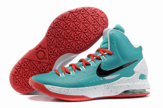 competitive price c998d 3eed1 Female KD V ID Mint Green Red White Colorways B..