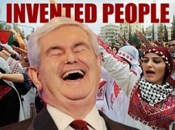 "HAMAS Leader confirms Newt Gingrich was right: ""Palestinians ARE and INVENTED People! 