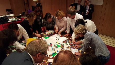 Lego for Scrum géant pour former 200 collaborateurs d'Allianz | Outils et pratiques innovantes de formation | Scoop.it
