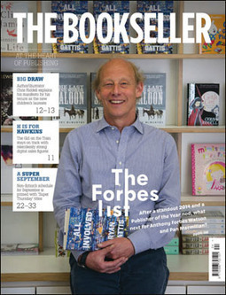 How big is self-publishing - the results | The Bookseller | My Journey to Publish my Children's Book | Scoop.it