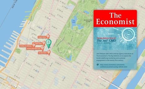 5 herramientas para crear mapas atractivos | IdeasInnovadoras | Scoop.it