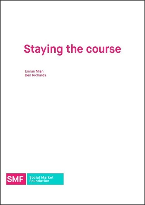 Staying the course: Student retention at English universities: Social Market Foundation. | Higher education news for libraries and librarians | Scoop.it