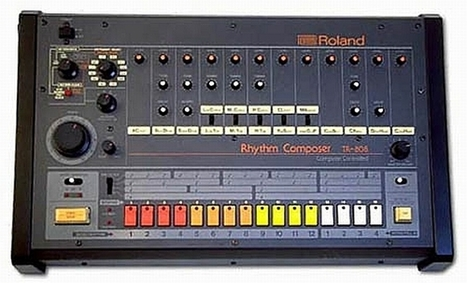 Tons Of Classic Drum Machine Samples For Free! | DIY Music & electronics | Scoop.it