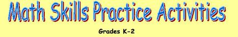 Math Skills Practice K-2 | Math Primary | Scoop.it