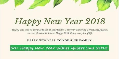 Happy new year wishes 2018 in speed india 24 scoop 50 huge happy new year wishes quotes sms greetings in english 2018 m4hsunfo