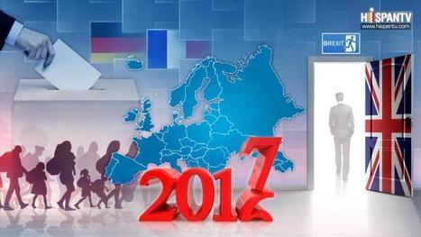 2017: La que se avecina - Elecciones en Europa decidirán si romper o no con el Euro y la UE | La R-Evolución de ARMAK | Scoop.it