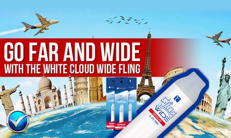 White Cloud Fling Wide And Wide Mini Review Tra
