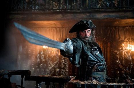 Pirata Barbanera, un vero terrore dei mari di Tealdo Tealdi | Nautica-epoca | Scoop.it