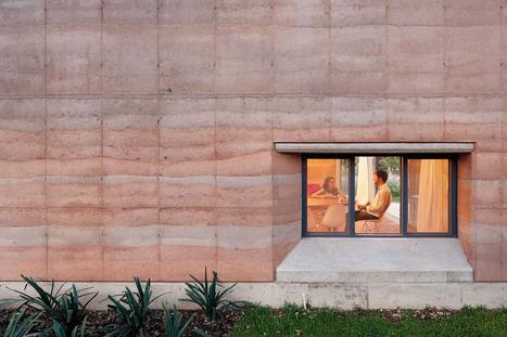Earth as a symbol of stability | sustainable architecture | Scoop.it
