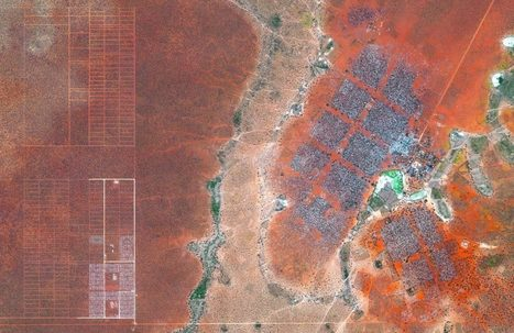 27 stunning satellite images that will change how you see our world - Geoawesomeness | FCHS AP HUMAN GEOGRAPHY | Scoop.it