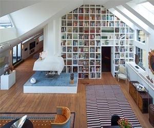 Spacious Östermalm penthouse with elegant design | Inspired By Design | Scoop.it