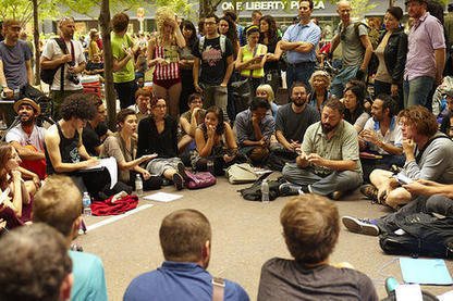 Shareable: Occupy as a New Societal Model & Ways To Improve It | Occupy the Media | Scoop.it
