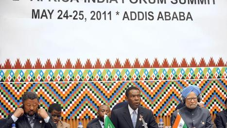 Les gouvernements passent, l'engouement indien pour l'Afrique demeure - RFI | Afrique et Intelligence économique  (competitive intelligence) | Scoop.it