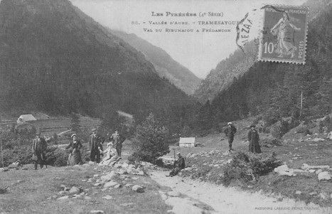 Jadis en vallée d'Aure : Frédancon | Revue de Web par ClC | Scoop.it