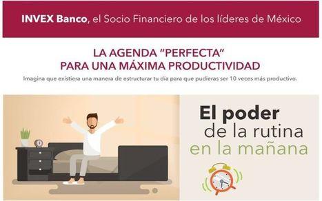 Cómo alcanzar la máxima productividad con una serie de rutinas | Educacion, ecologia y TIC | Scoop.it
