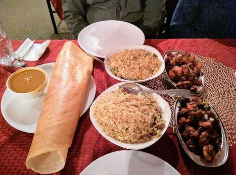 South Indian Restaurant in Buffalo' in Hyderabad Biryani