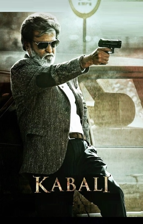 download Kabali (Tamil) movie in hd