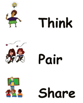 Think-Pair-Share Variations | Engagement Based Teaching and Learning | Scoop.it