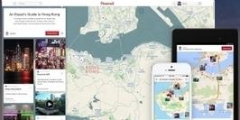 Pinterest lance les épingles géolocalisées | Réseaux Sociaux - Social Media | Scoop.it