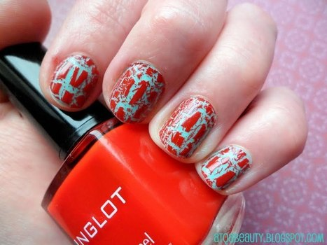 Wonderfull Crazy Nails - Nail Design Ideas 2015...