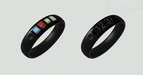 Apple iWatch Designer Concept Combines Nike Fuelband with iOS Apps   UX-UI-Wearable-Tech for Enhanced Human   Scoop.it