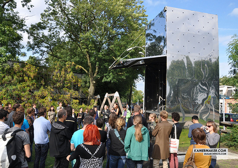 World's Largest 3D Printer Opens To Public in Denmark | Earthtechling | BarFabLab | Scoop.it