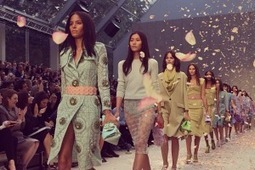 Burberry most mentions London Fashion Week on social media | Social Media | Scoop.it