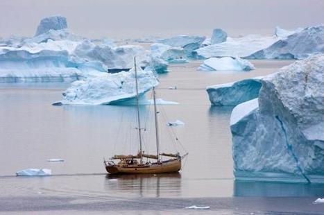 La Louise et son skipper Thierry Dubois au Groenland | Voyages en terres polaires | Scoop.it