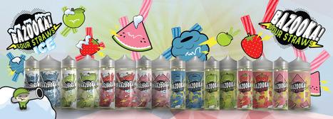 BAZOOKA e juice wholesale | vape supplies - vap