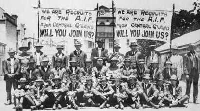 Conscription in australia during ww1