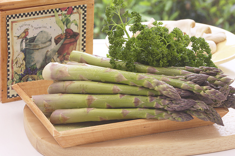 Growing Asparagus - Durable, Easy to Grow and Even Pretty | School Gardening Resources | Scoop.it