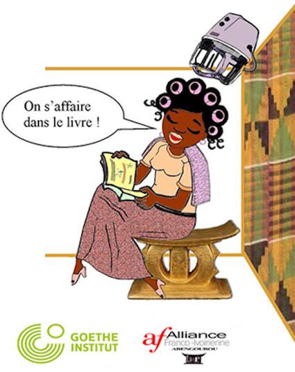 De la coiffure littéraire en Côte d'Ivoire | Actualitté | Afrique: Histoire , Art et Culture | Scoop.it