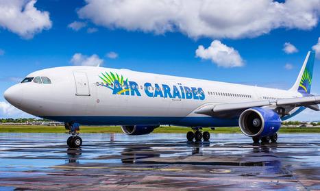 Après Air France Et Corsair Air Caraiu