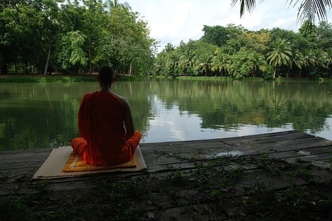 Les bienfaits de la meditation : mener au bien-être mental et physique | Les livres du bien-être | Scoop.it