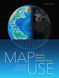 Esri Press | Map Use | Reading Analysis, Interpretation, eighth edition | Everything is related to everything else | Scoop.it